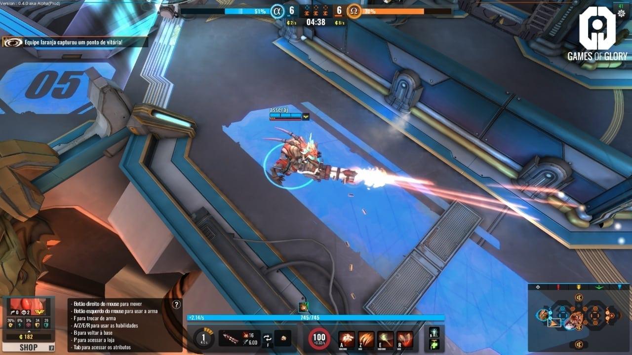 Games of Glory screenshot 1