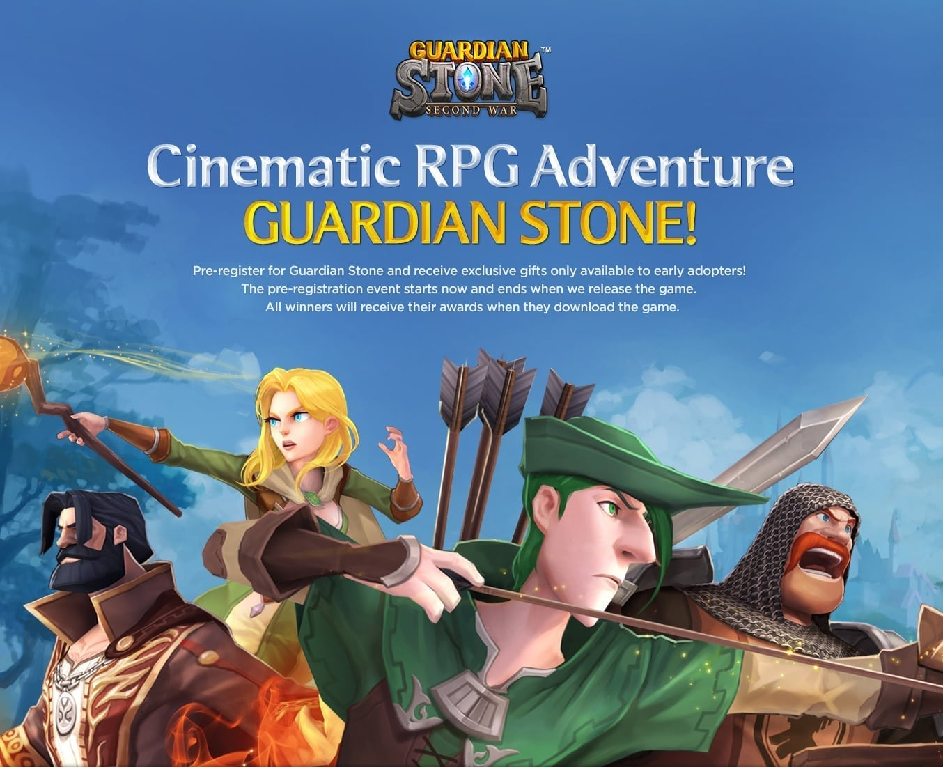 Guardian Stone pre-register image