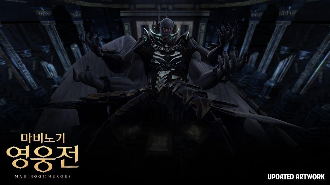 Mabinogi Heroes episode 3 chapter 10 image