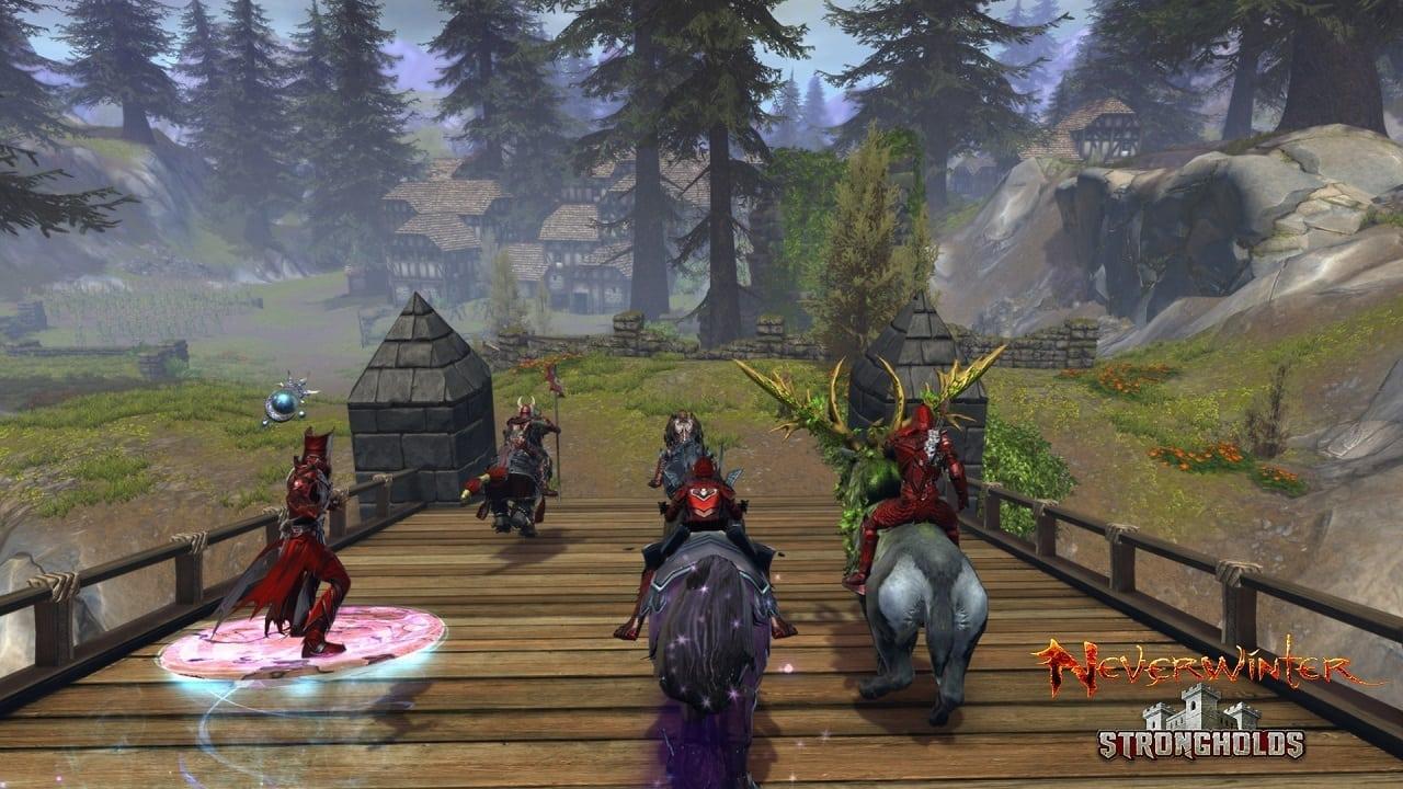 Neverwinter Strongholds screesnhot 1