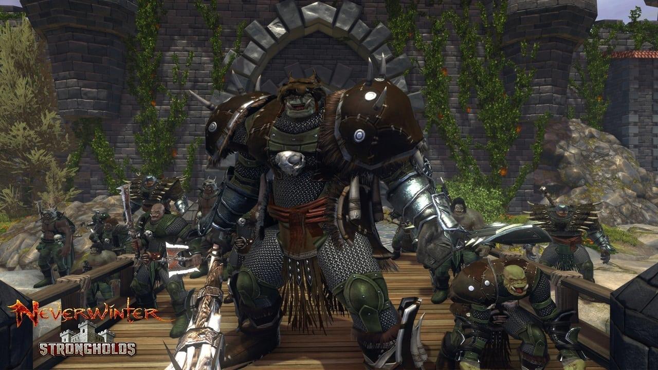 Neverwinter Strongholds screesnhot 2