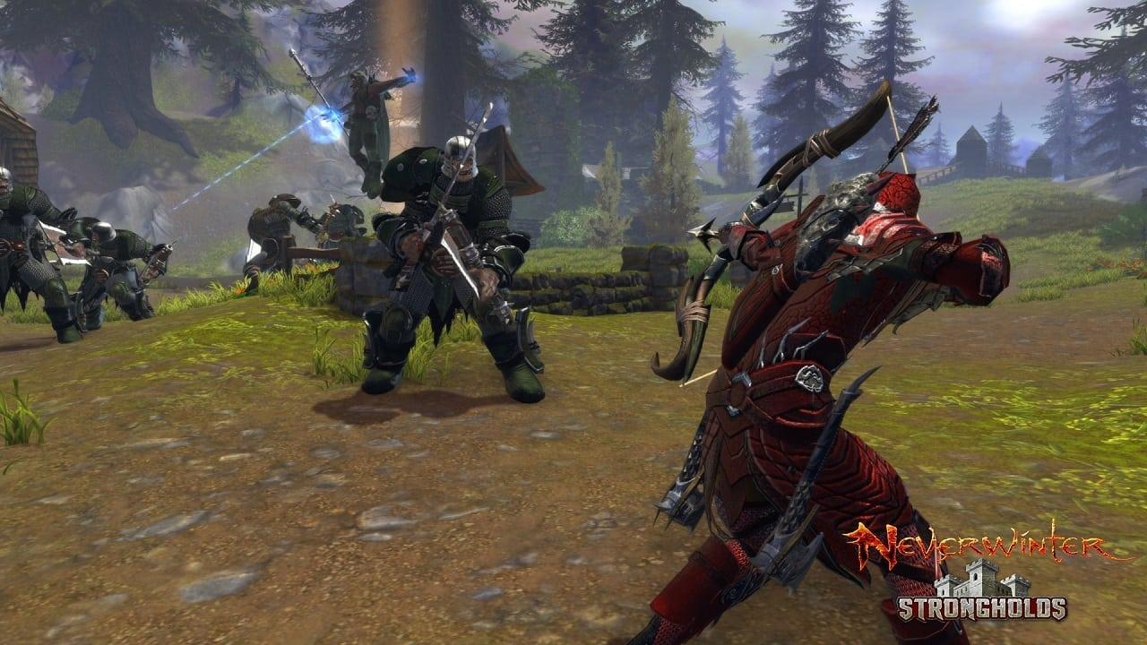 Neverwinter Strongholds screesnhot 3
