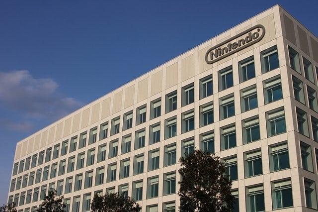 Nintendo - Kyoto building