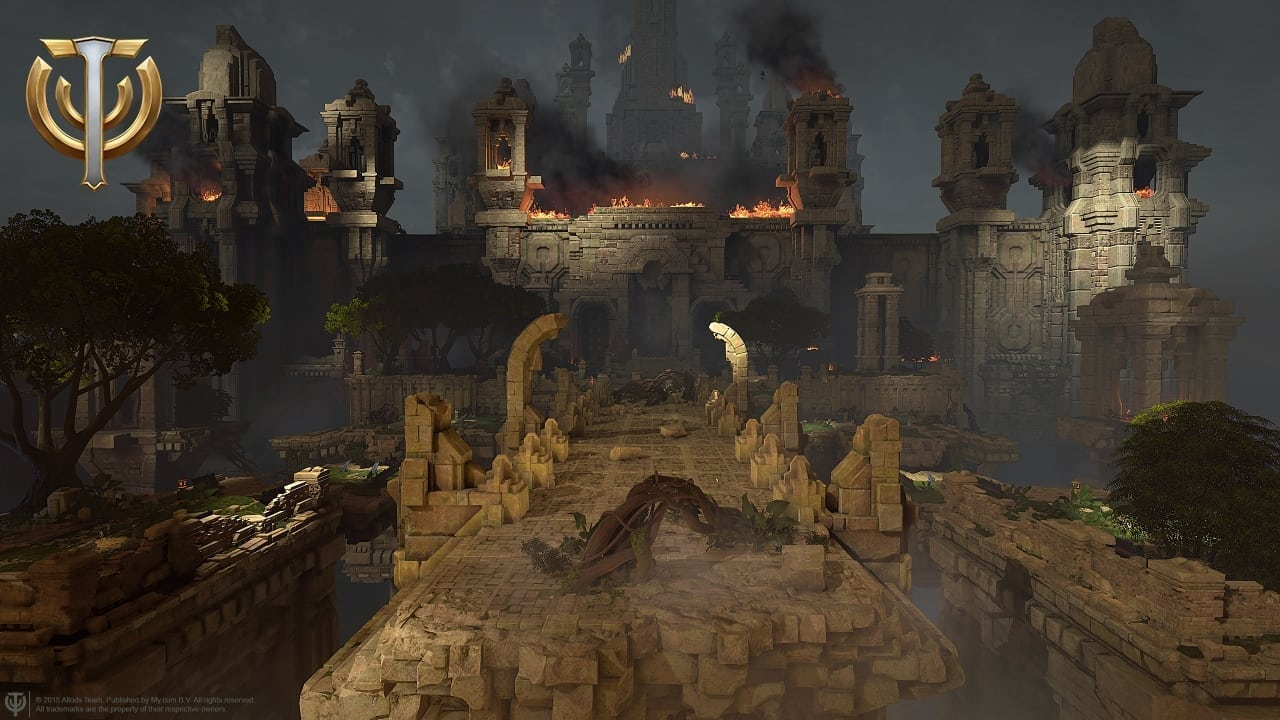 Pantheon Wars screenshot 1
