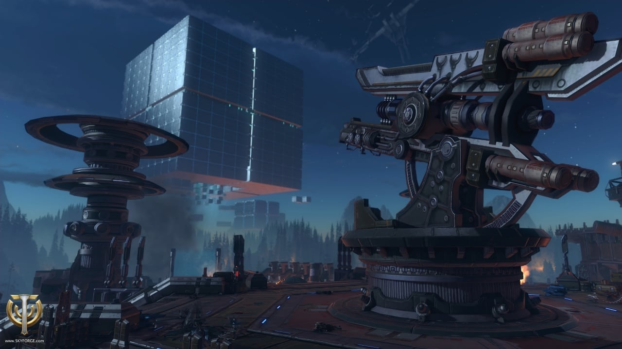 Skyforge - Invasions screenshot