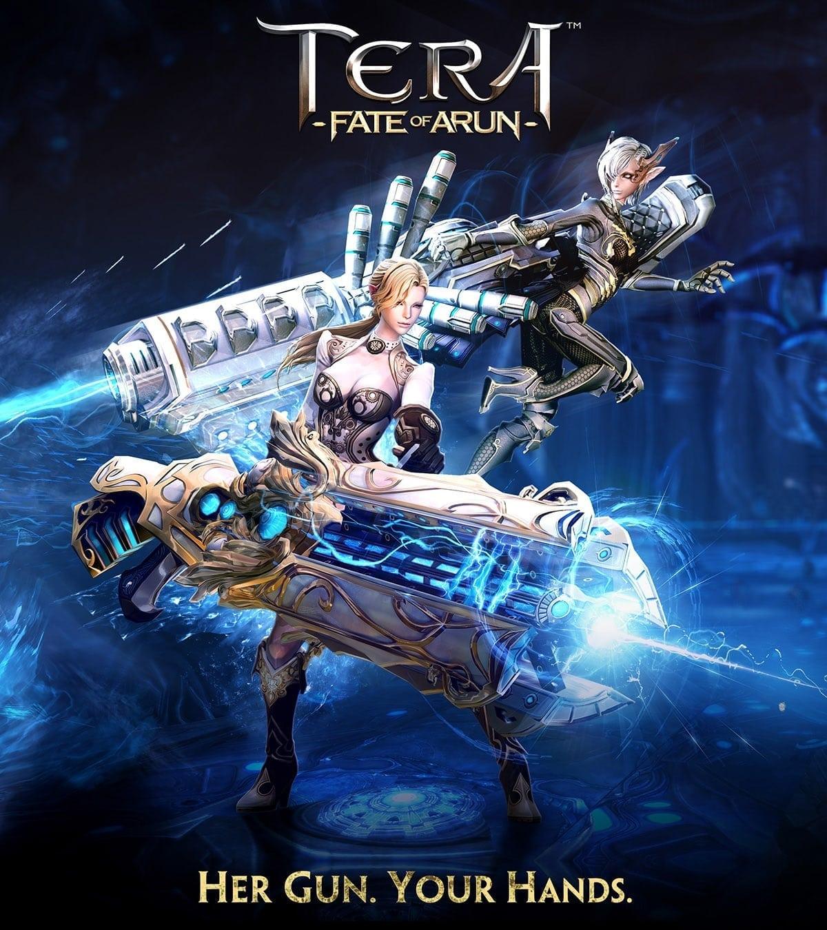 TERA - Gunner key art