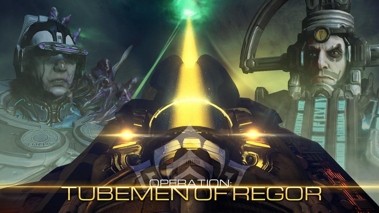 Warframe - Operation Tubemen of Regor image