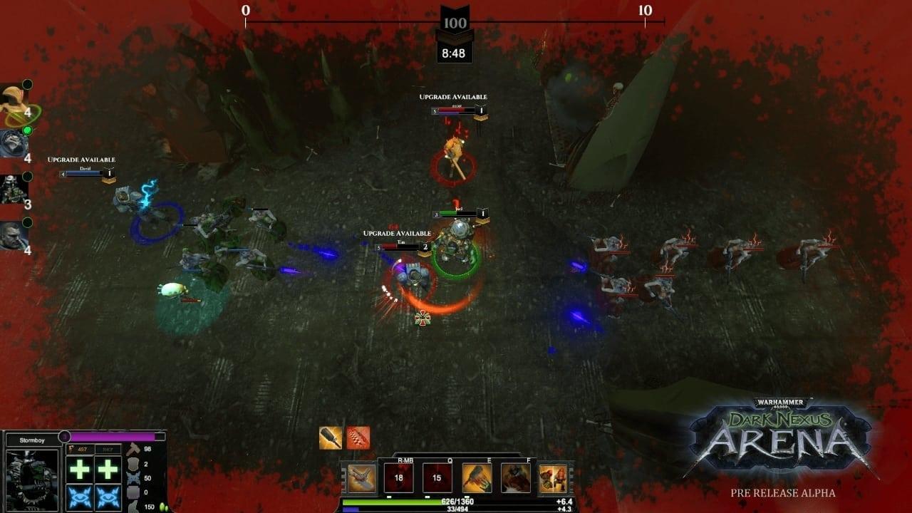 Warhammer 40K Dark Nexus Arena screenshot 1