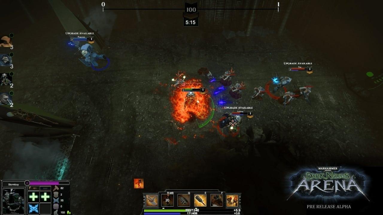 Warhammer 40K Dark Nexus Arena screenshot 2