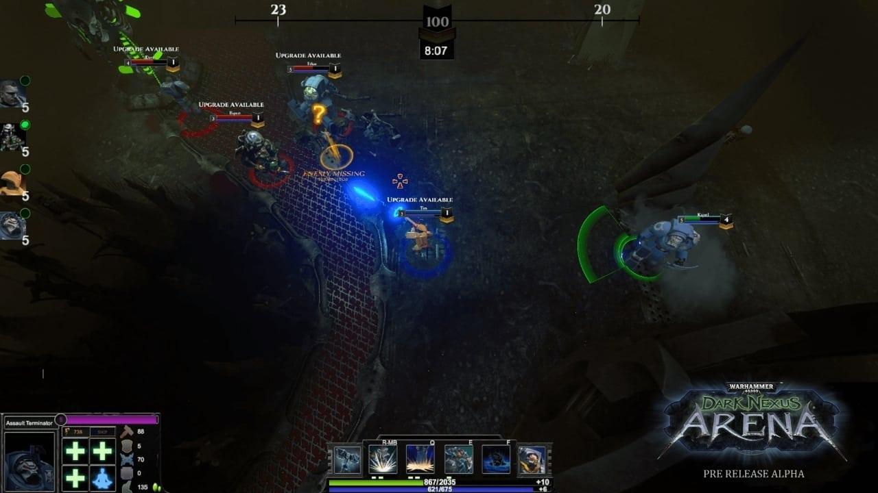 Warhammer 40K Dark Nexus Arena screenshot 3