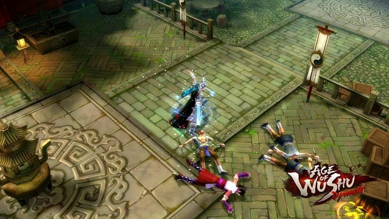 Age of Wushu Dynasty screenshot 3