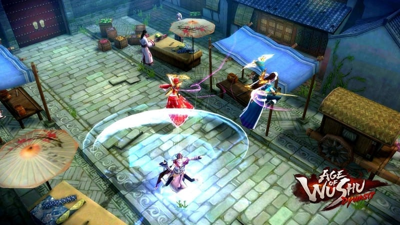 Age of Wushu Dynasty screenshot 4