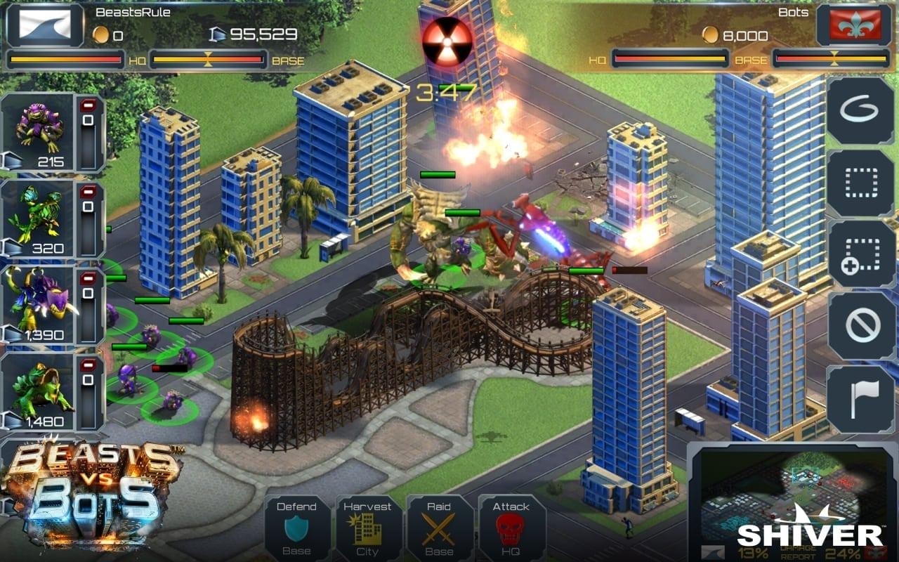 Beast vs Bots screenshot 3