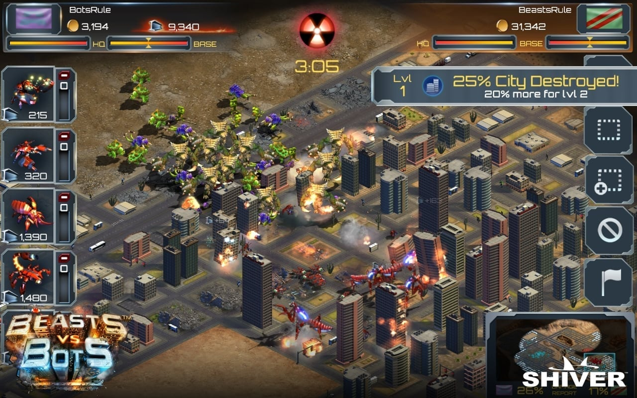Beast vs Bots screenshot 4