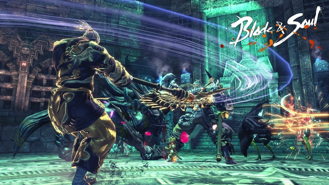 Blade & Soul screenshot