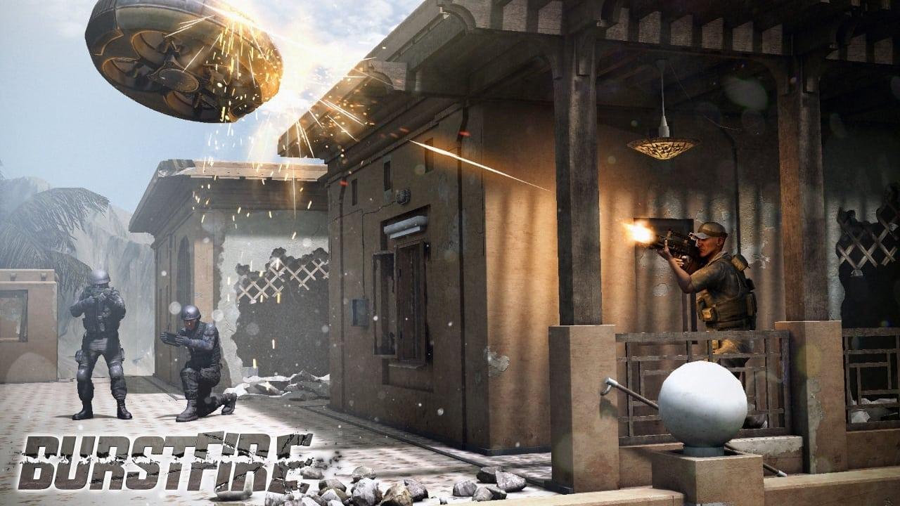 Burstfire screenshot 1