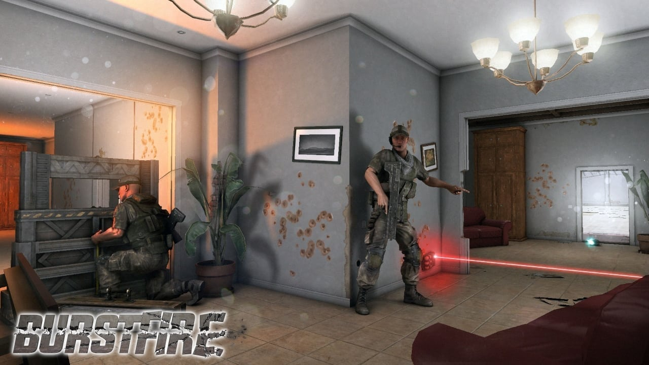 Burstfire screenshot 2