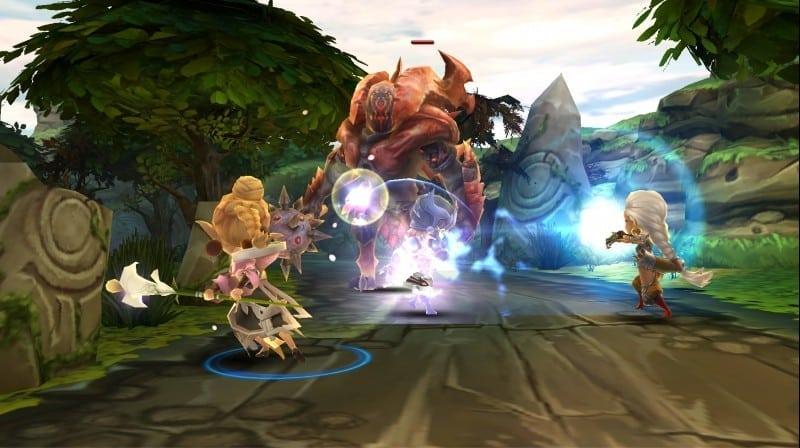 Dragon Eyed screenshot 1