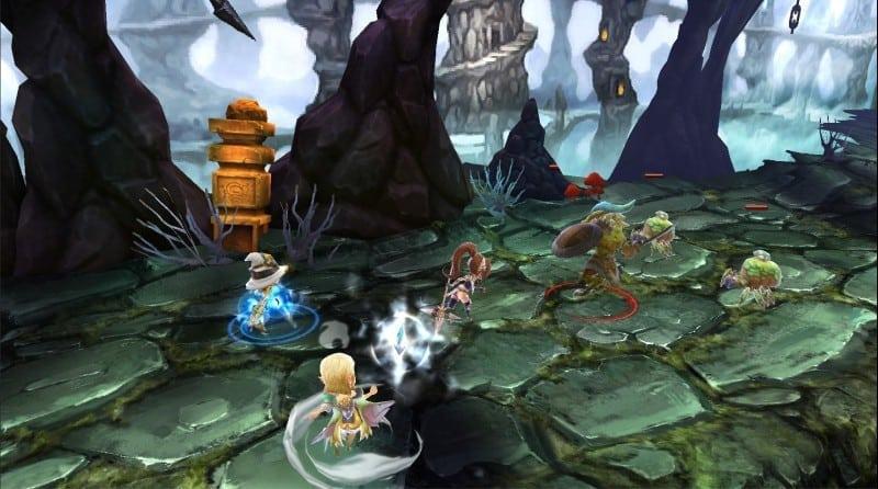 Dragon Eyed screenshot 2