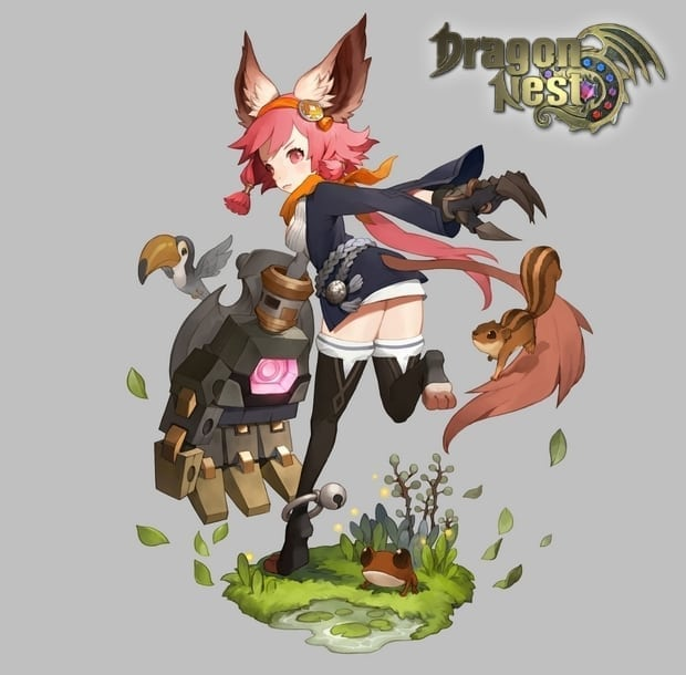 Dragon Nest - Machina image