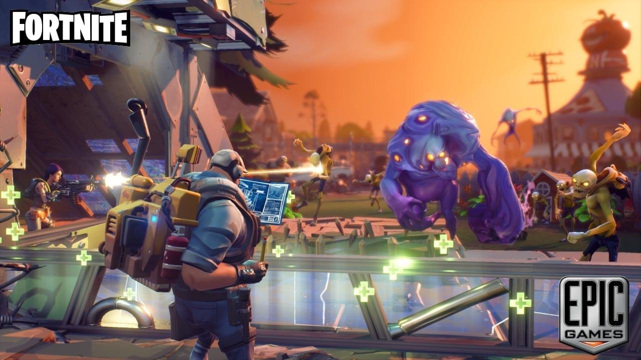 Fortnite screenshot 1