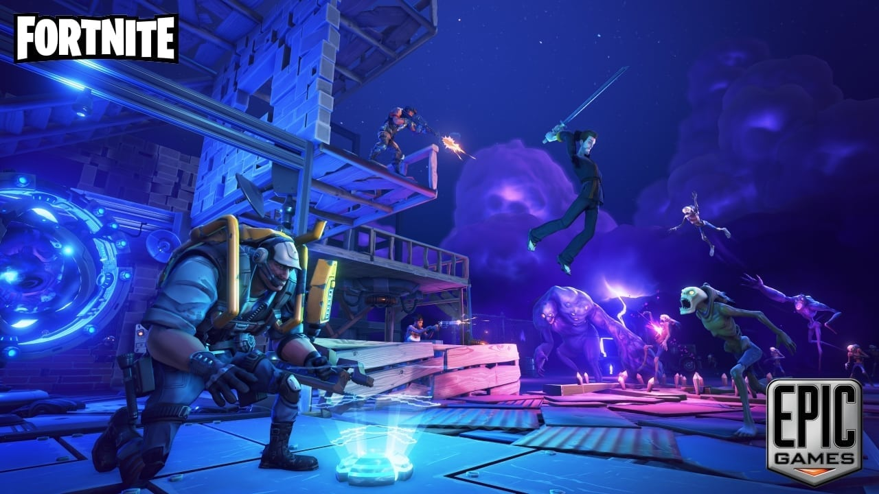 Fortnite screenshot 2