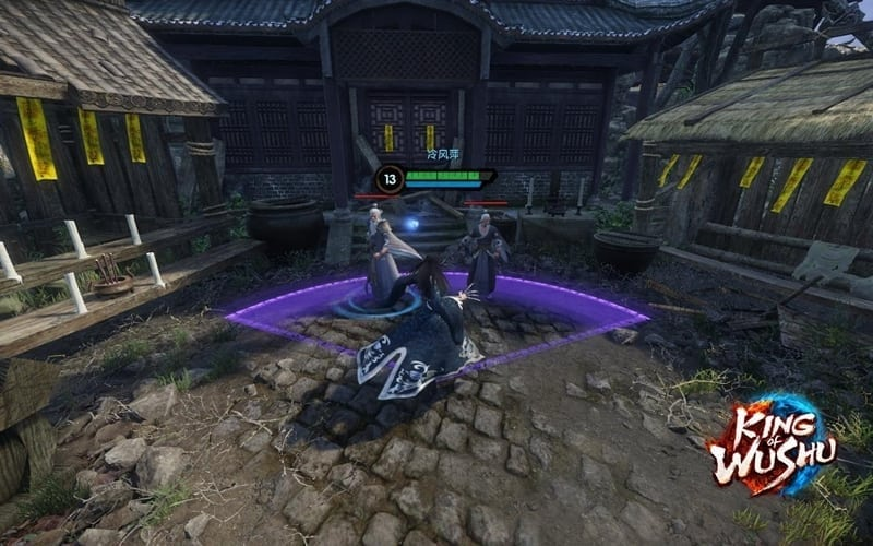 King of Wushu screenshot 1