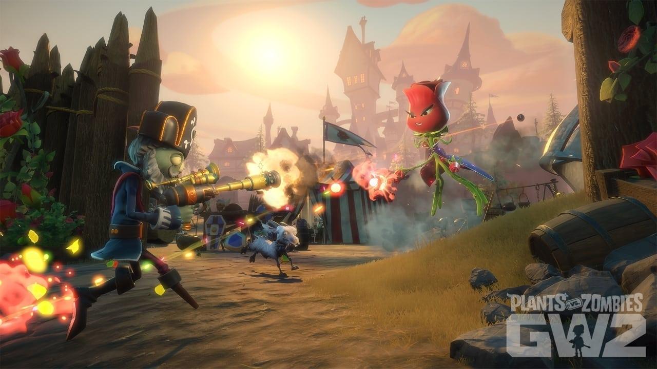 Plants vs. Zombies Garden Warfare 2 screenshot 1