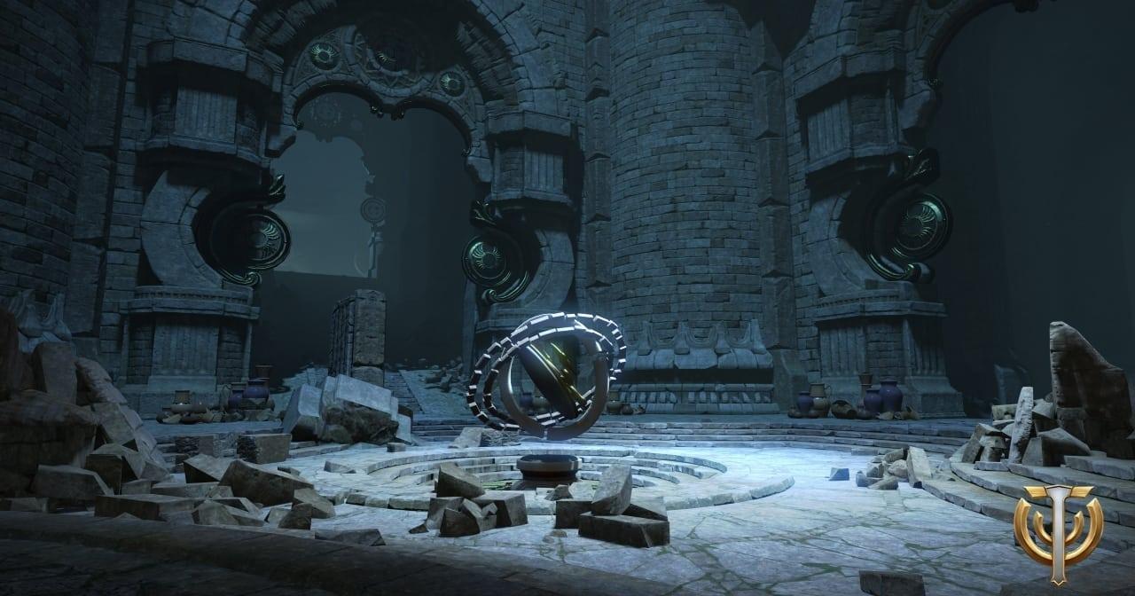 Skyforge - Eskenian Penisula screenshot 2