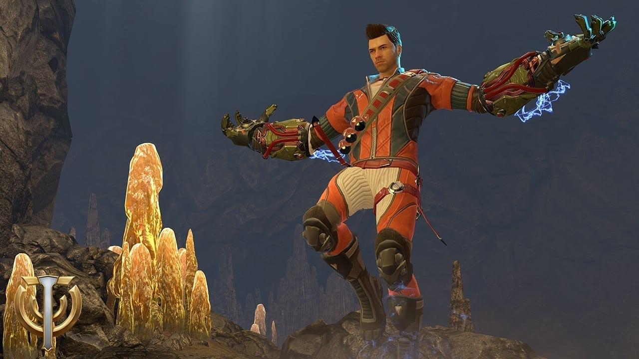 Skyforge - Kinect screenshot 2
