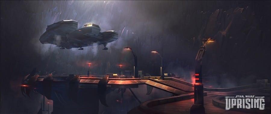 Star Wars Uprising artwork 1