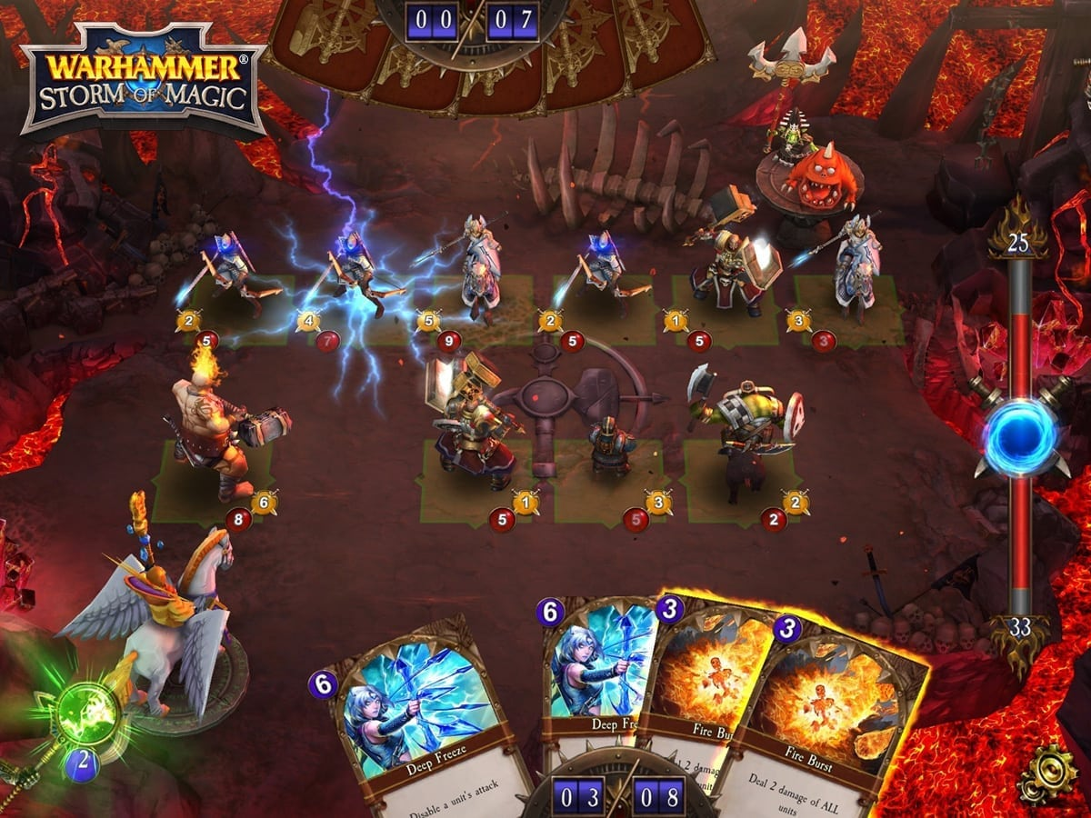 Warhammer Storm of Magic screenshot