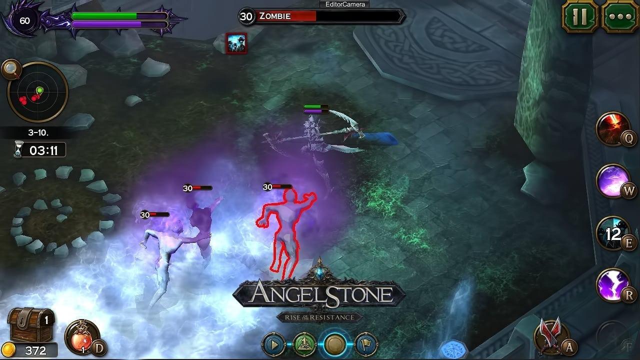 Angel Stone - Shadow Mage screenshot