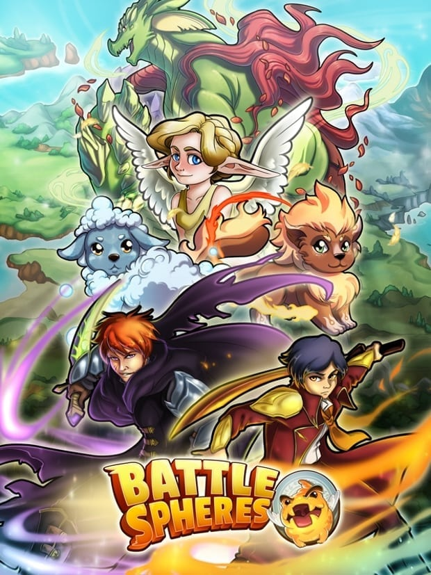 Battle Spheres poster