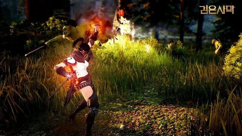 Black Desert - Kunoichi screenshot 1