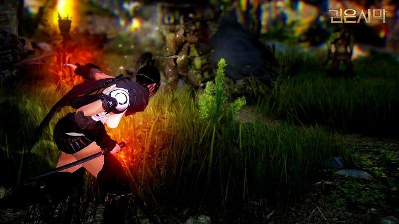 Black Desert - Kunoichi screenshot 2