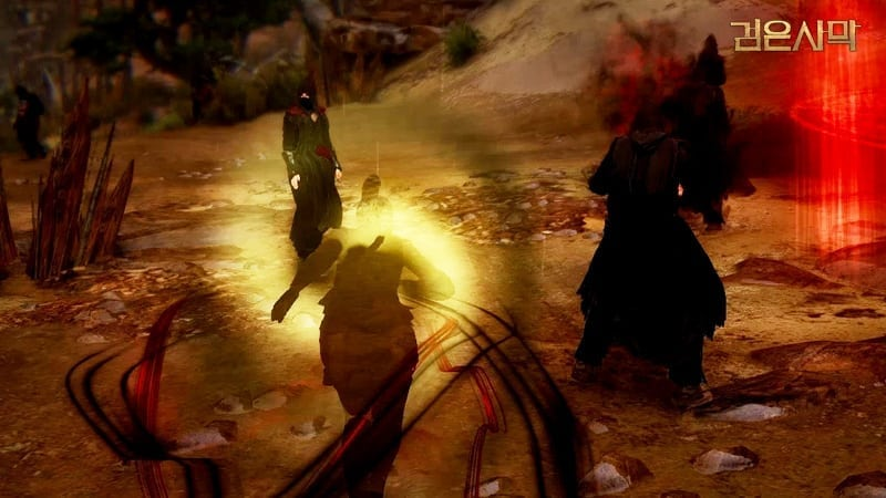 Black Desert - Kunoichi screenshot 3