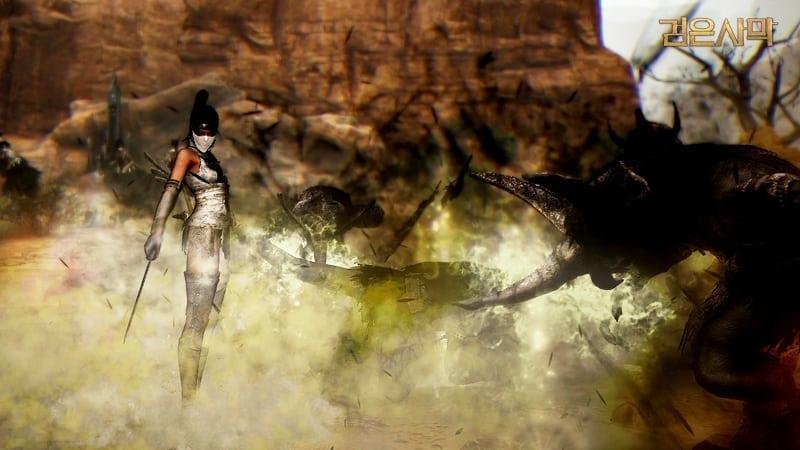 Black Desert - Kunoichi screenshot 4