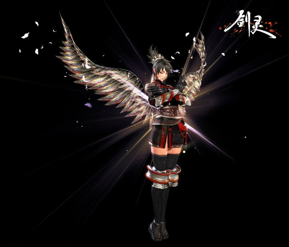 Blade & Soul China - Wing system concept art 2