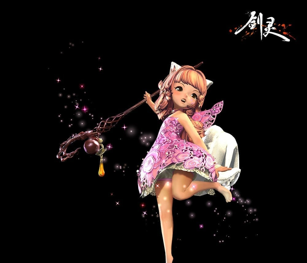 Blade & Soul China - Wing system concept art 3