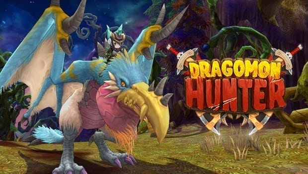 Dragomon Hunter – New online game from Aeria Games revealed