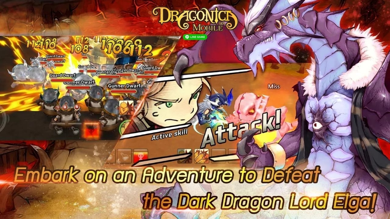 Dragonica Mobile image 2