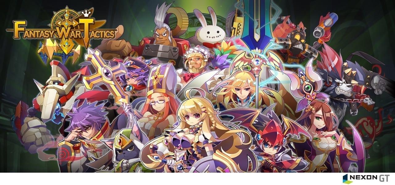 Fantasy War Tactics image