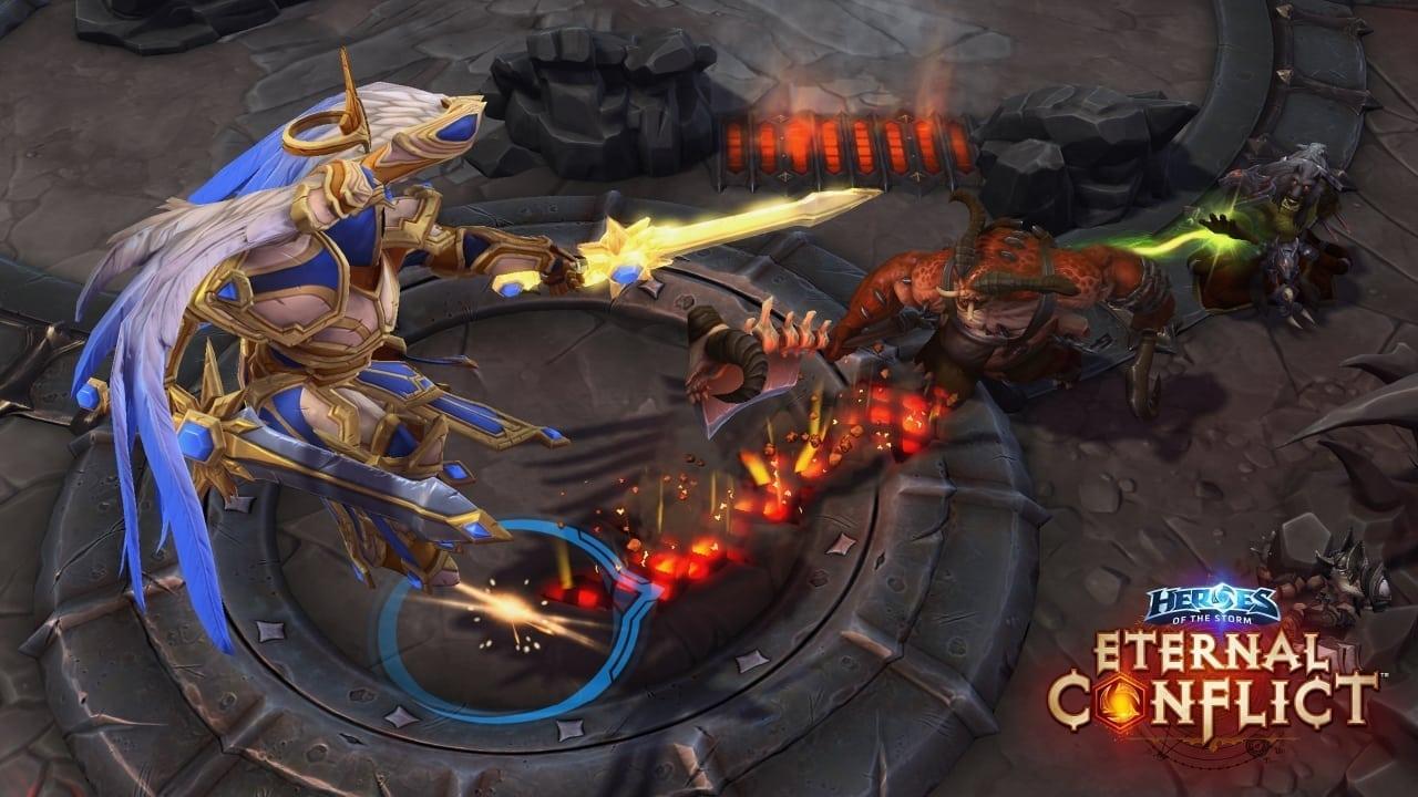 Heroes of the Storm - The Eternal Conflict screenshot 1