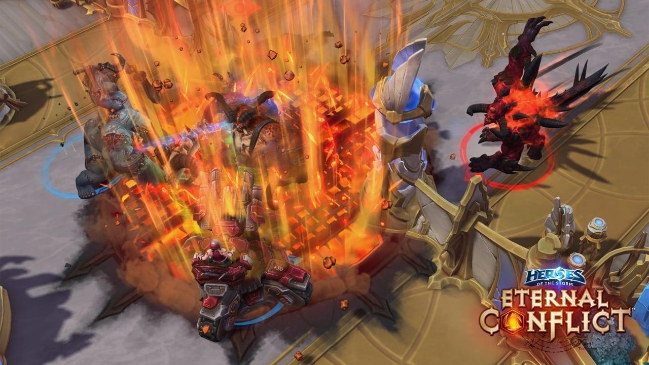 Heroes of the Storm - The Eternal Conflict screenshot 2