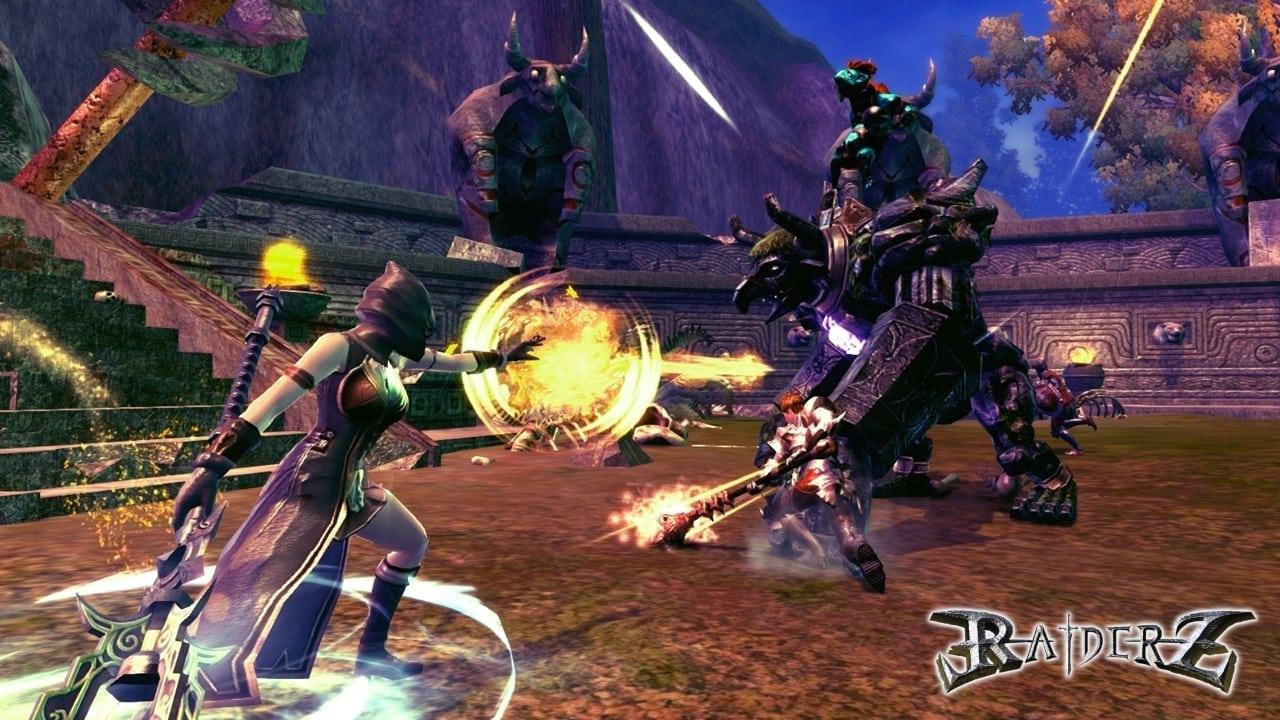 RaiderZ screenshot