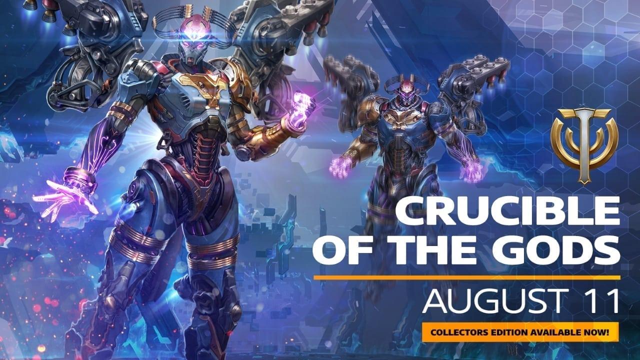 Skyforge - Crucible of the Gods keyart