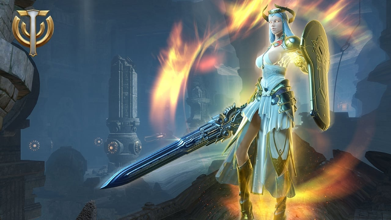 Skyforge - Divine form 1