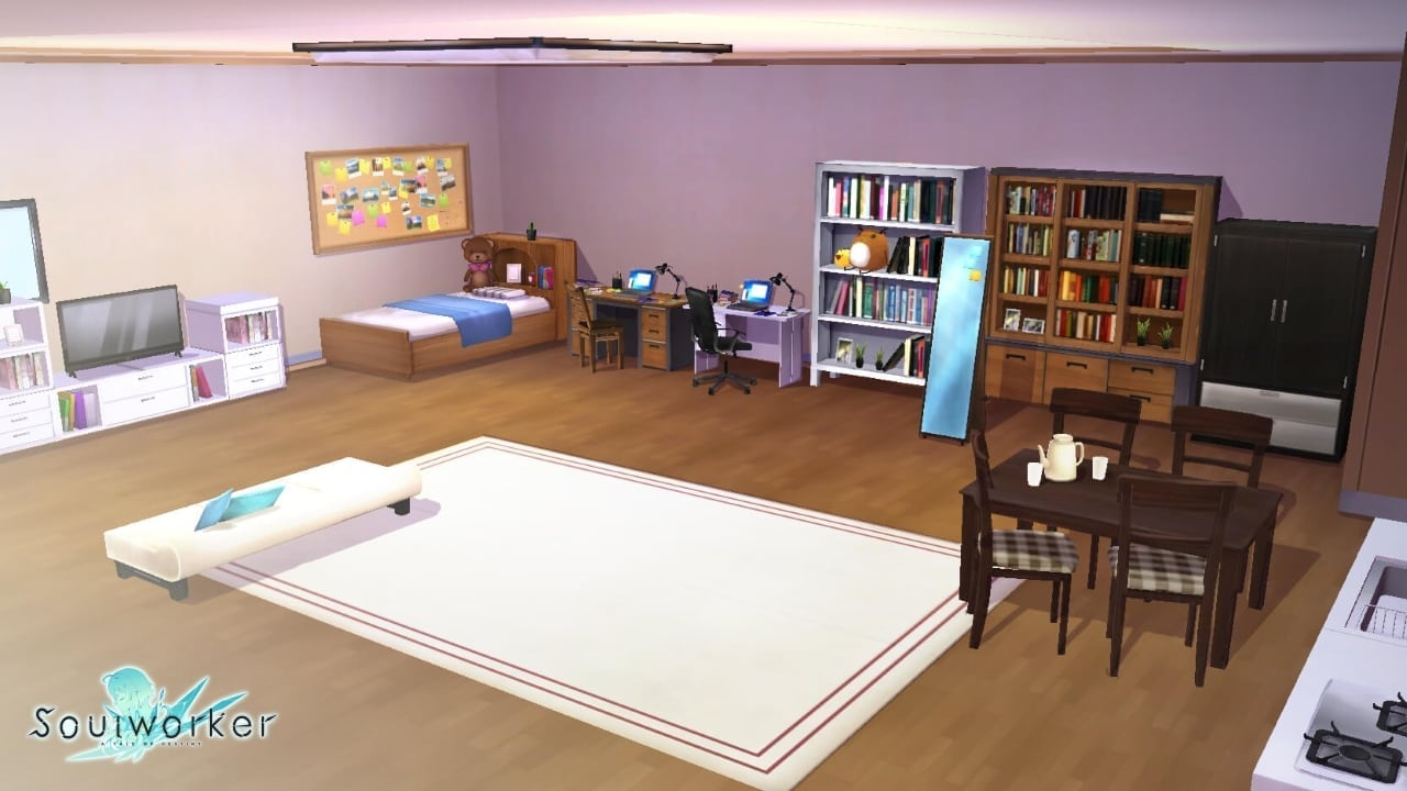 Soul Worker - Room system screenshot 1