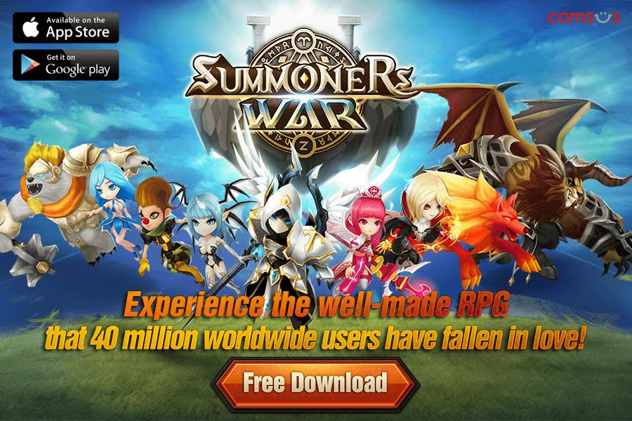 Summoners War 900 x 600